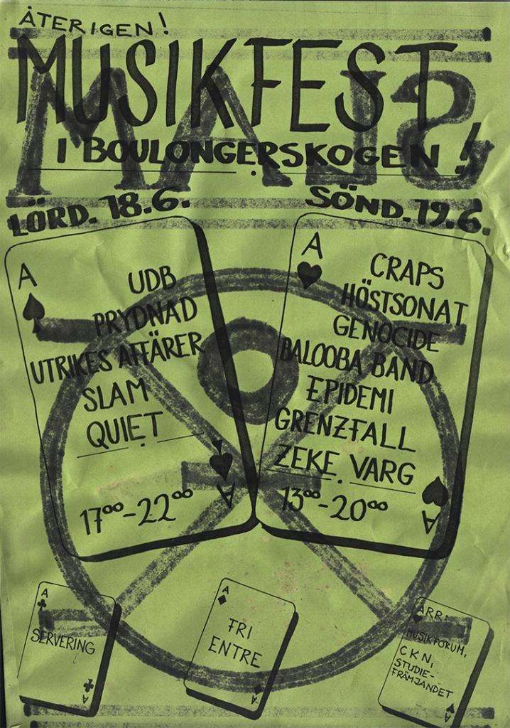 Boulongersfesten 1983